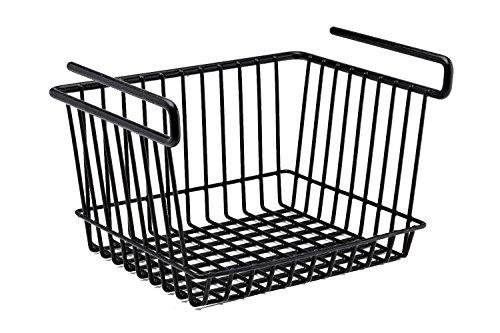 SnapSafe Undershelf Wire Basket - Large