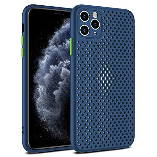 "Slim Fit für iPhone 6S Atmungsaktive Hülle, Ultradünn [Hautgefühl] [Wärmeableitung] Schutzhülle Gegen Fingerabdrücke / Rutschen / Verblassen TPU Schutzhülle Kompatibel mit iPhone 6 4.7"", Königsblau"