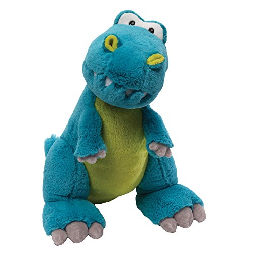 GUND Rexie T-Rex Dinosaur Stuffed Animal Plush, Blue, 13.5'