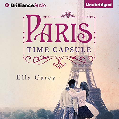 Paris Time Capsule cover art