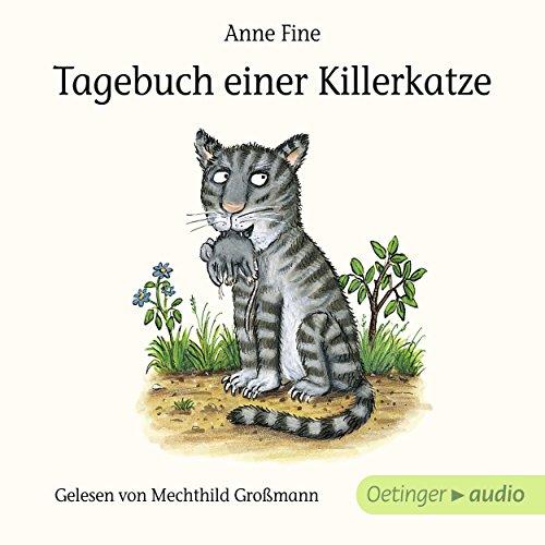 Tagebuch einer Killerkatze audiobook cover art