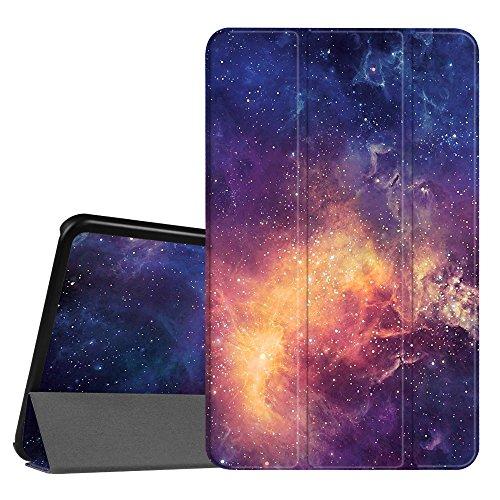 "Fintie Coque Samsung Galaxy Tab A6 10.1 - Ultra-Mince et Léger Housse Etui Cover avec Sleep Wake Up Fonction pour Samsung Galaxy Tab A (2016) SM-T580 SM-T585 10.1"" Tablette, Galaxy"