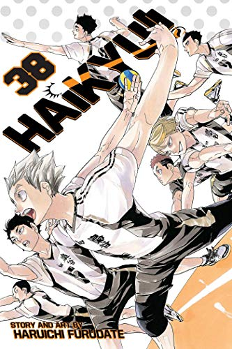 Haikyu!!, Vol. 38 (38)