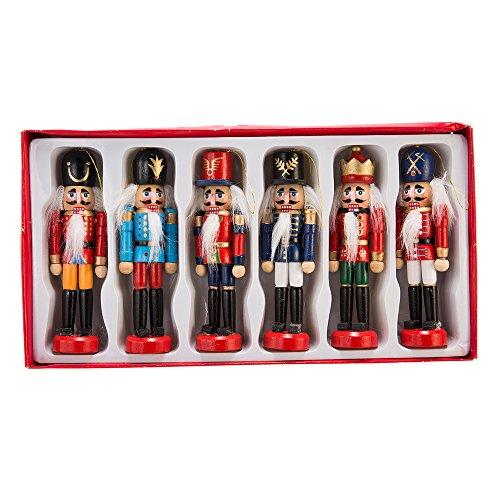 10 best mini nutcracker ornaments set for 2021