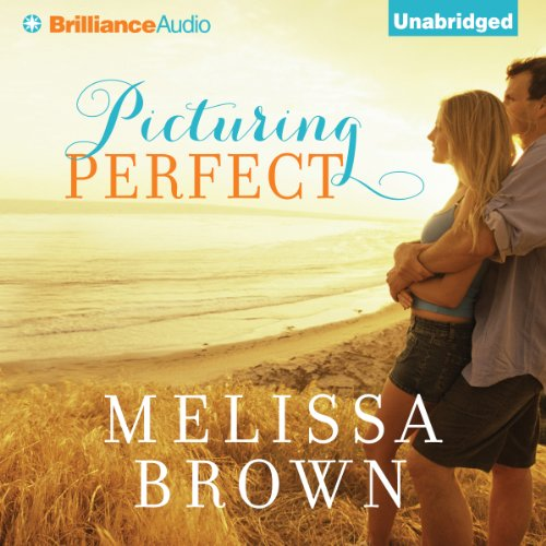 Picturing Perfect audiobook cover art