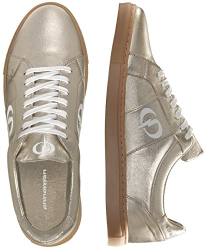 PHINOMEN PHILING Leather Sneaker - Handarbeit - Made in Portugal - Champagne - Größe 41