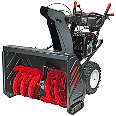 Troy-Bilt Arctic Storm 34XP 420cc Electric Start 34 Two-Stage Gas Snow Thrower