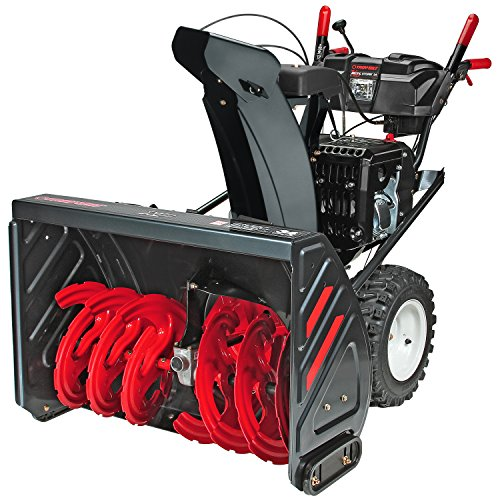 Best Price! Troy-Bilt Arctic Storm 34XP 420cc Electric Start 34-Inch Two-Stage Gas Snow Thrower