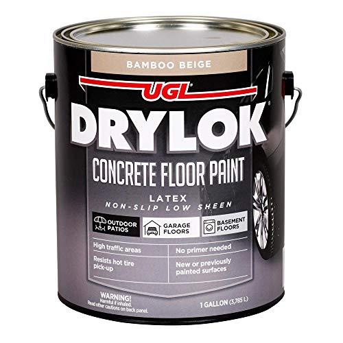 UGL 21613 1 Gallon Bamboo Beige Drylok® Latex Base Concrete Paint