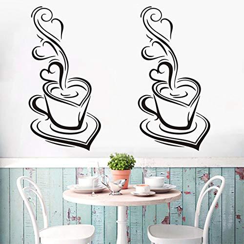Coffee shop wallpaper _image1