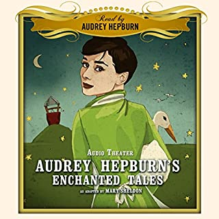 Audrey Hepburn's Enchanted Tales audiobook cover art