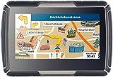 NavGear Motorrad Navigation: TourMate N4, Motorrad-, Kfz- & Outdoor-Navi mit Deutschland...