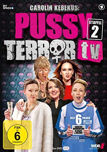 Caroline Kebekus: PussyTerror TV - Staffel 2 [2 DVDs]