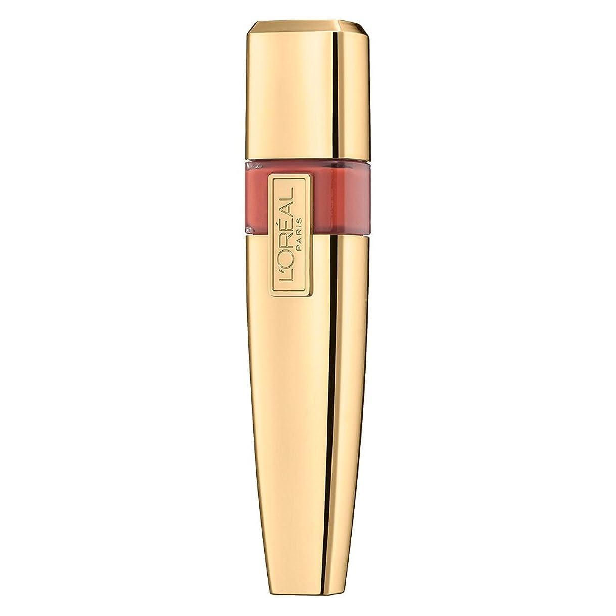 フィルタ残酷な消費L'Oréal Paris Lippenstift Shine Caresse 501 Bonnie, 3er Pack (1 x 6 ml)