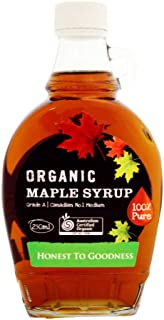Honest to Goodness Organic Maple Syrup, 250 Milliliters
