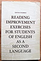 Reading Improvement Exercises for Students of English as a Second Language