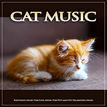 Cat Music: Soothing Music For Cats, Music For Pets and Pet Relaxation Music