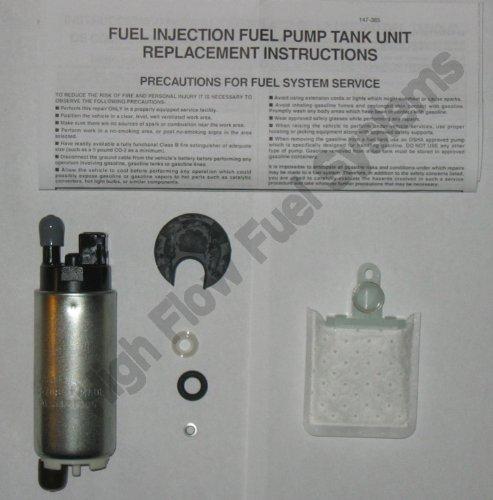 Walbro Gss342 Fuel Pump Kit For Honda Integra 1992 DA