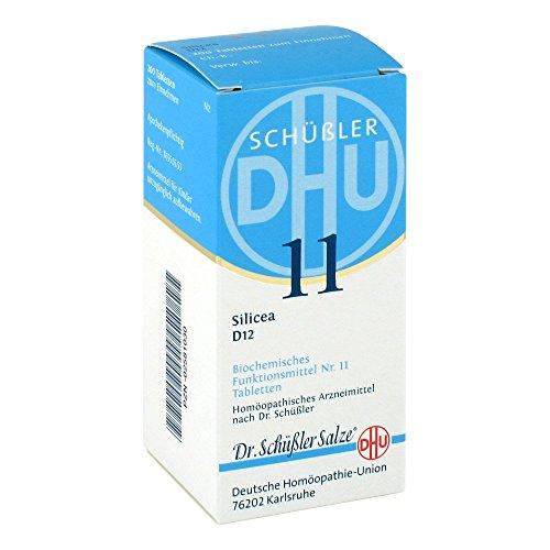 Biochemie Dhu 11 Silicea 200 stk
