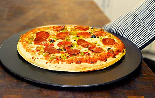 Heritage Ceramic Stainless And Non-Stick Pizza Stone