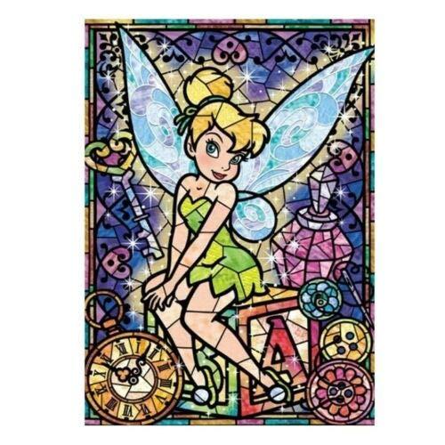 ACEYCYS DIY 5D Diamond * Tinkerbell * Malkit * AU Vollständige Abdeckung.Disney Princess Kreuzstich Set Mosaik Home Craft Dekoration 40x50CM