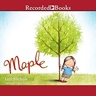 Maple audiobook cover art
