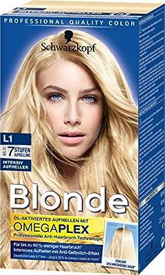 Schwarzkopf Blonde Aufheller L1