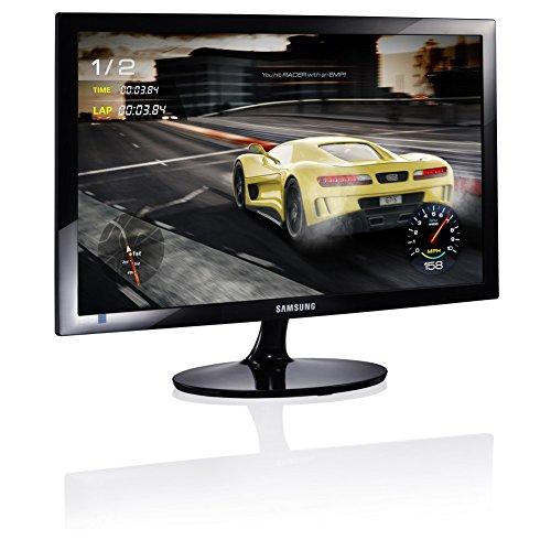 Samsung S24D330H 59,9 cm (24 Zoll) Monitor (VGA, HDMI, 1ms Reaktionszeit, 1920 x 1080 Pixel) schwarz