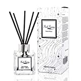 Best Diffuser Sticks - Reed Diffuser Set with Sticks, Romantic Rose Review
