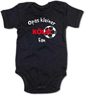 G-graphics Baby Body Opas Kleiner Köln Fan 250.0292