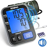 Best Blood Pressure Machines - RENPHO Blood Pressure Monitor, Accurate Automatic Upper Arm Review