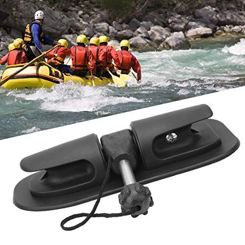 Parche de Bloqueo de Remo, Soporte de Bloqueo de Paleta de PVC Universal para Kayak para Bote Inflable