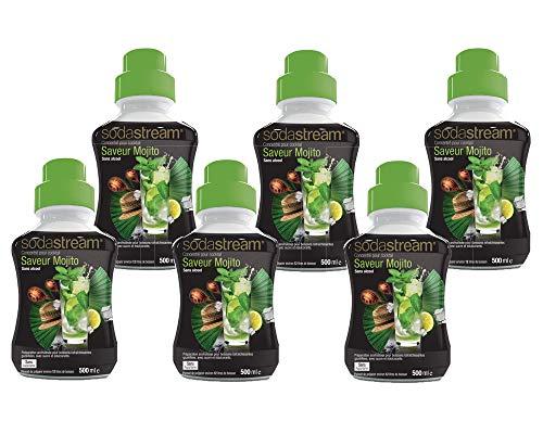 sodastream 3009971 Concentrato, Verde e Nero