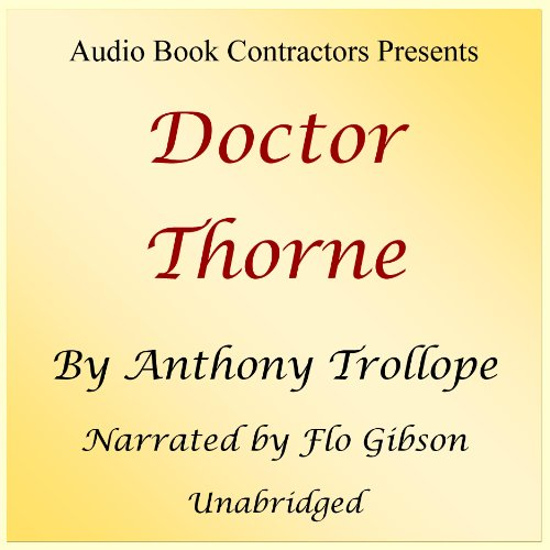 Doctor Thorne Titelbild