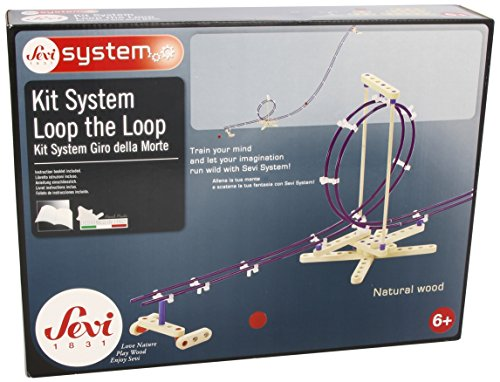 Sevi - 82757 - Jeu de Construction - Kit System Looping