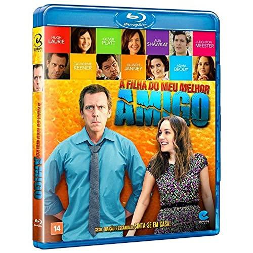 Blu-ray - A Filha do Meu Melhor Amigo