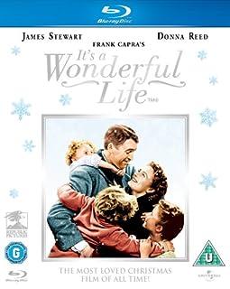 It's a Wonderful Life (Black & White and Colourised Versions) [Blu-ray] [1946] (B002QEBPAM) | Amazon price tracker / tracking, Amazon price history charts, Amazon price watches, Amazon price drop alerts