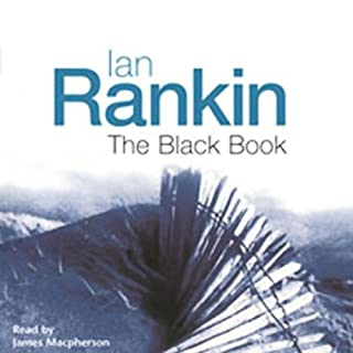 The Black Book audiobook cover art