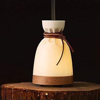 WZHZJ Quantité élevée de l'air Humidificateur Petit Sac Aroma Huile Essentielle Diffuseur Mist Maker avec Chaud Night Ligh...