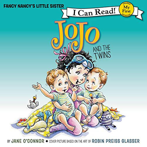 Fancy Nancy: JoJo and the Twins Audiobook By Jane O'Connor cover art