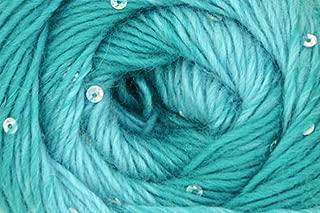 Universal Yarn Classic Shades Sequins Lite - Color 411 - Aquarius