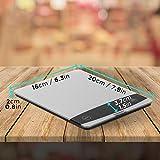 Zoom IMG-1 duronic ks1009 bilancia da cucina