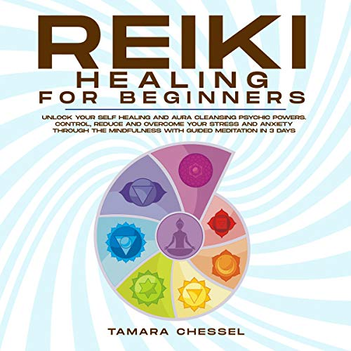 Reiki Healing for Beginners Audiobook By Tamara Chessel cover art