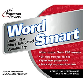 Word Smart audiobook cover art