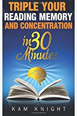 Triple Your Reading, Memory, and Concentration in 30 Minutes Paperback