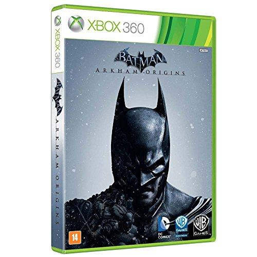 Jogo Batman - Arkham Origins - Xbox 360