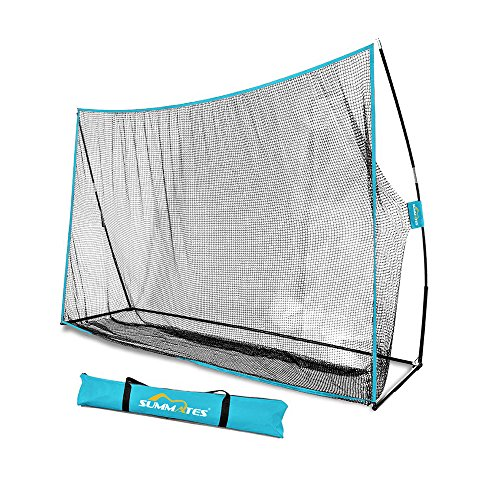 Summates Golf Net,Sports Net,Practice Net,121L X 82H X 36W inches (Blue)
