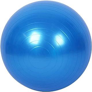 mothcattl - Pelota de Ejercicio (45 cm, antipinchazos, con Bomba, Bola Suiza para Yoga, Pilates, Embarazo y Fitness)