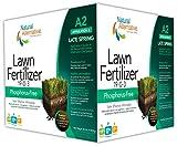 Natural Alternative Late Spring Lawn Fertilizer