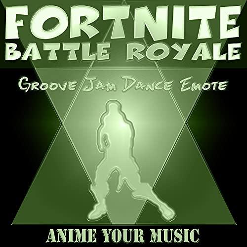 Fortnite Battle Royale: Groove Jam Dance Emote